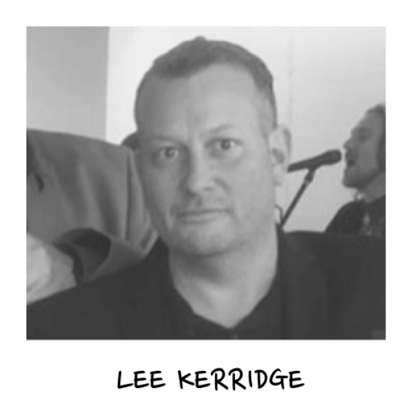 LEE KERRIDGE