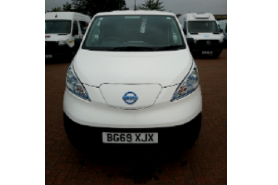 Nissan E NV200 ACENTA 40KW for sale from Global Go!