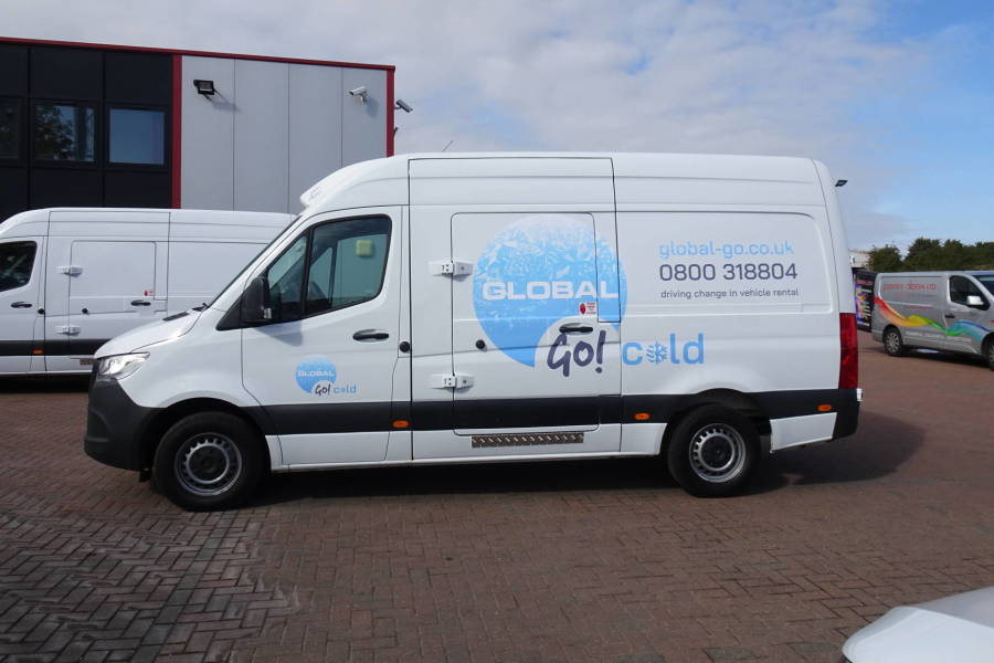 Mercedes Benz Sprinter from Global Go!