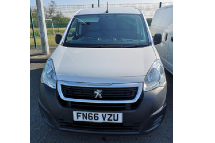 Peugeot PARTNER PROFESSIONAL 850 L1 for sale from Global Go!