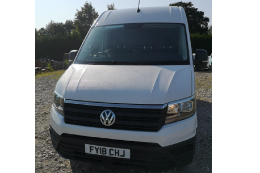 Volkswagen CRAFTER CR35 TRENDLINE MWB for sale from Global Go!