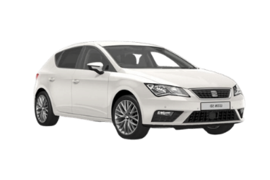 Seat Leon for hire from Global Go!
