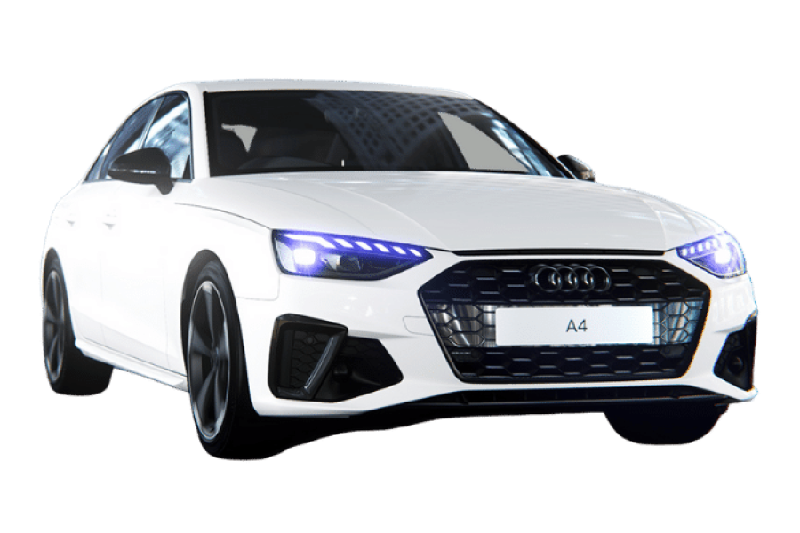 Audi A4 S Line for hire from Global Go!