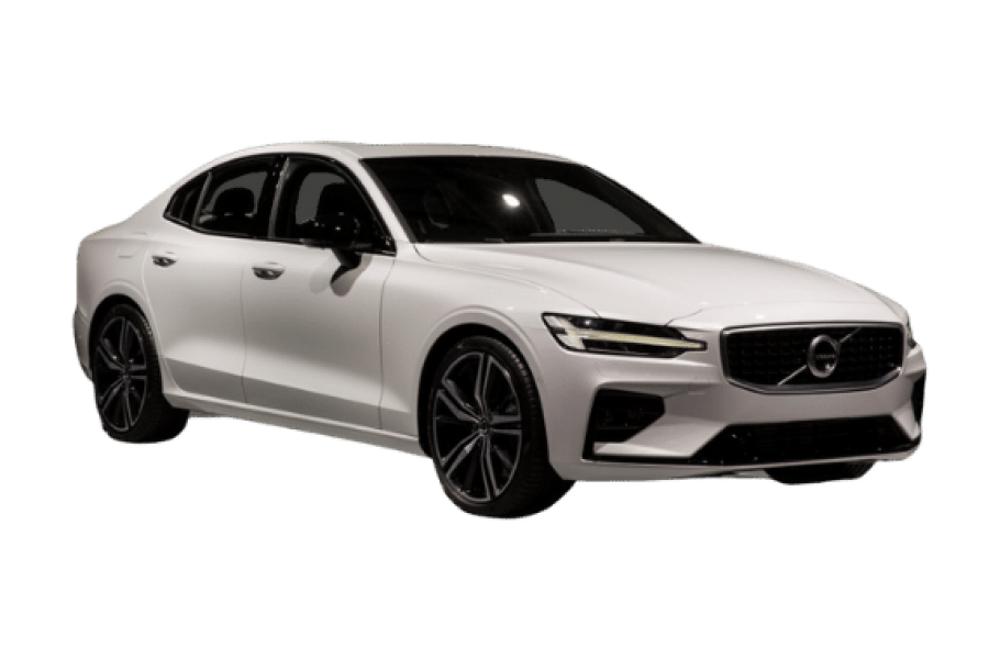 Volvo S60 for hire from Global Go!