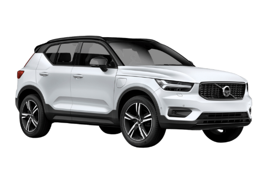 Volvo XC40 for hire from Global Go!