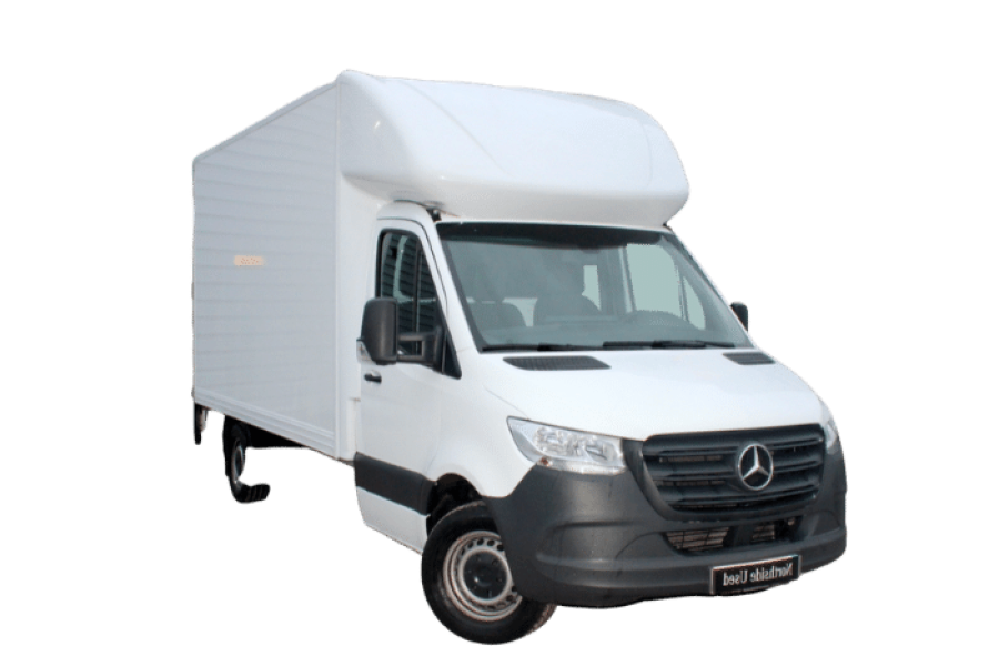 Mercedes Sprinter from Global Go!